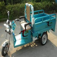 800W Three Wheel Motor Cargo Electric Tricycle