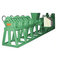 Industrial Coir Pith Briquetting Machine