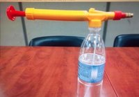 Holi Bottle Water Sprayer Gun