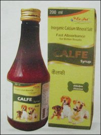 Calfe Syrup For Pet