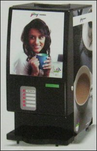 Ecoster 2 Hot Beverages Vending Machine