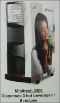 Minifresh 3300 Vending Machine
