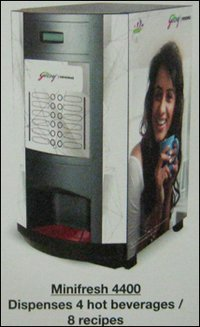 Minifresh 4400 Vending Machine