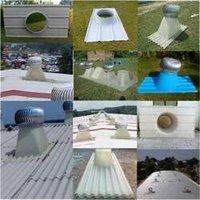 Turbo Air Roof Ventilator System