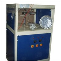 Dona And Plate Making Machine