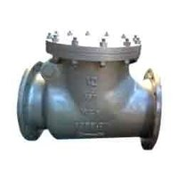 Rubber Lined Non Return Valve