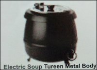 Electric Soup Tureen