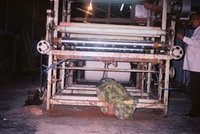 Rexine Printing Machine