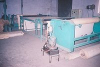 Rexine Paper Inspection Machine