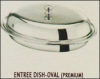 Oval Entree Dish