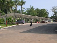 Tensile Carparking Structures
