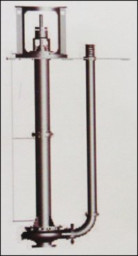 Vertical Sump Pumps (STFV, CPSV)