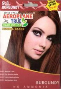 Aeroplane True Colour Burgundy