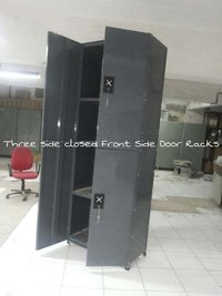 Three Side Closed Front Side Almirah