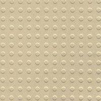 Polka Round Ivory Vitrified Floor Tiles