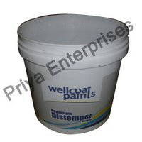 Plastic Paint Buckets (PPB-08)