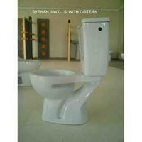 Toilet Seat With Cistern