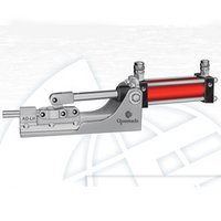 Air Operated Straight Line Toggle Clamp