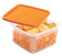 Plastic Containers (Fresia 4)