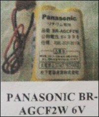 CNC Machine Battery (BR -AGCF2W 6V)