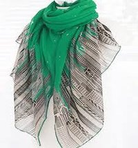 Fancy Polyester Scarves