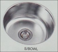 Single Bowl Kitchen Sink (S/Bowl-3)