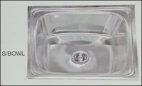 Single Bowl Kitchen Sink (S/Bowl-5)