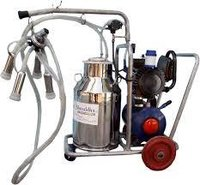 Milking Machine Fixed Type