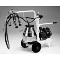 Single Cluster Milking Machine