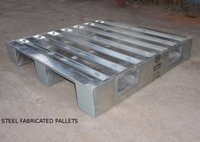 Stainless Steel Fabricated Pallet