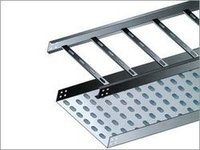 Perforated And Welded Cable Tray