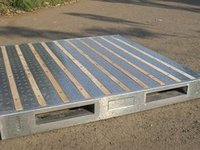 Steel Fabricated Pallet