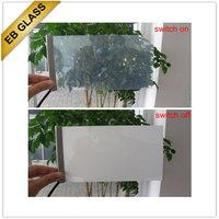 Self-Adhesive Privacy PDLC Film For Office Partition