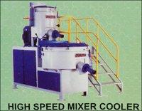 High Speed Mixer Cooler