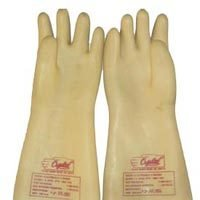 Crystal Electrical Hand Safety Gloves