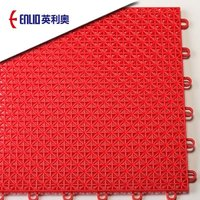 Basketball Court PP Interlocking Sports Floor