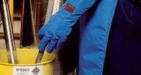 Cryogenic Liquid Nitrogen Protection Gloves