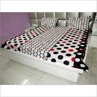Satin Queen Fancy Double Bed Sheet