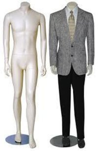 Headless Male Mannequins