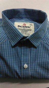 Pure Cotton Formal Mens Shirts