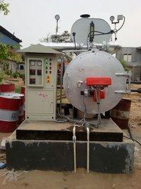Fo Fire Thermic Fluid Heater