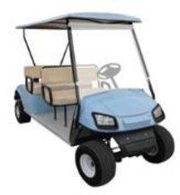 Golf Cart Vehicle (City-04)