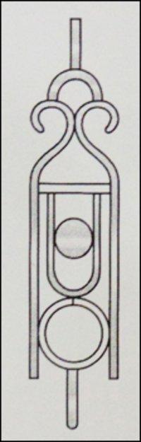 Balcony Grills (ASI 09)
