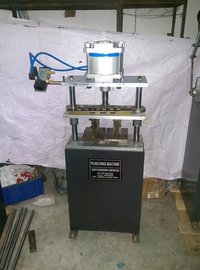 Corner Hole Punching Machine