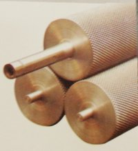 Knurling Or Embossing Roller
