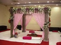 Designer Wedding Mandap Decoration Services