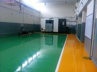 Basketball Ground Flooring