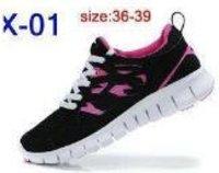 Black Nike Womens Running Shoes