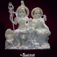 Lord Shiva Family Statue