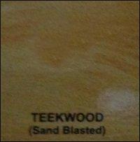 Teekwood Sand Blasted Sand Stones